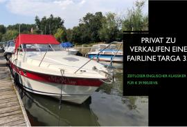 Zu verkaufen eine Fairline Targa 33, € 39.900,00