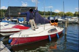 Segelboot - 15er Jollenkreuzer Eikboom, € 4.500,00
